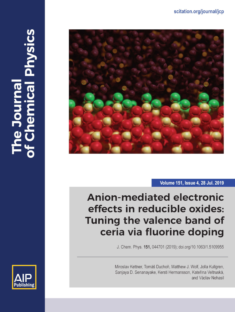 Journal of Chemical Physics (vol. 151, num. 4)