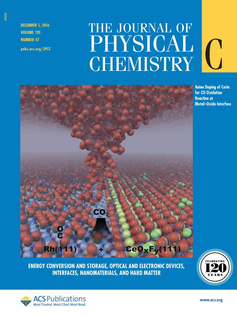 Journal of Physical Chemistry C (vol. 120, num. 47)