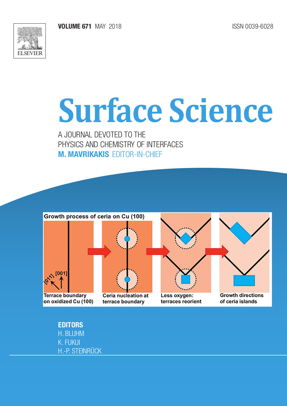 Surface Science (vol. 671)